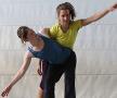 Claudia, Contact Improvisation in Feldenkrais