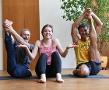 Team vom Ooom Yoga Studio, Peter, Ariane, Gino